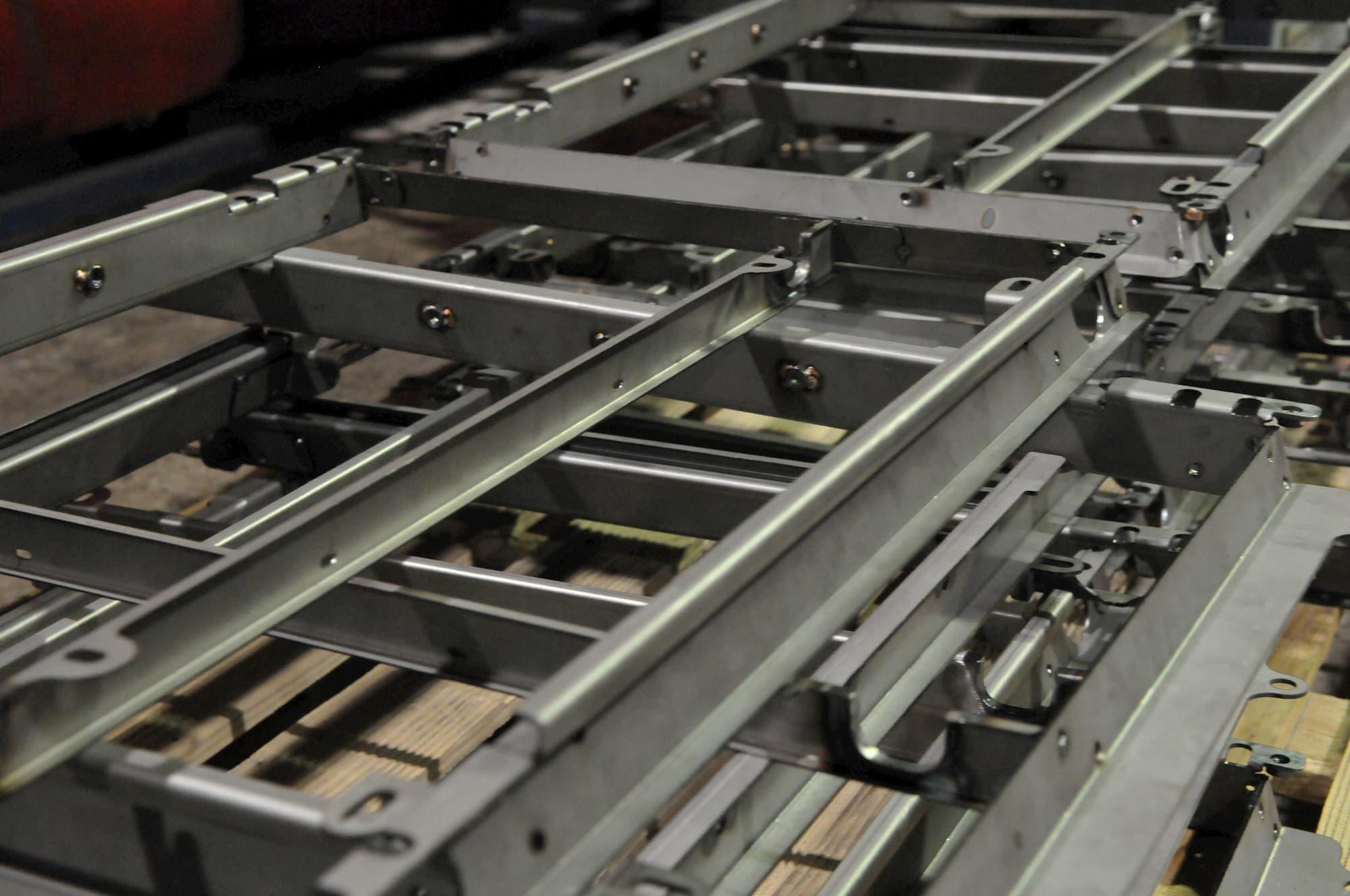 Assemblage soudure pièces mécaniques, pièces tôlerie - JOGAM SET