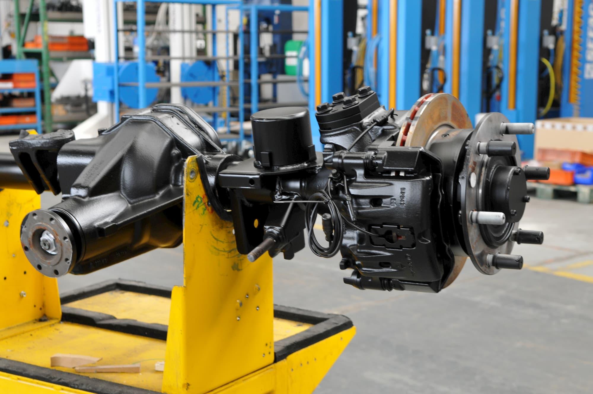 réparation entretien maintenance véhicule industriel Auvergne - JOGAM SET