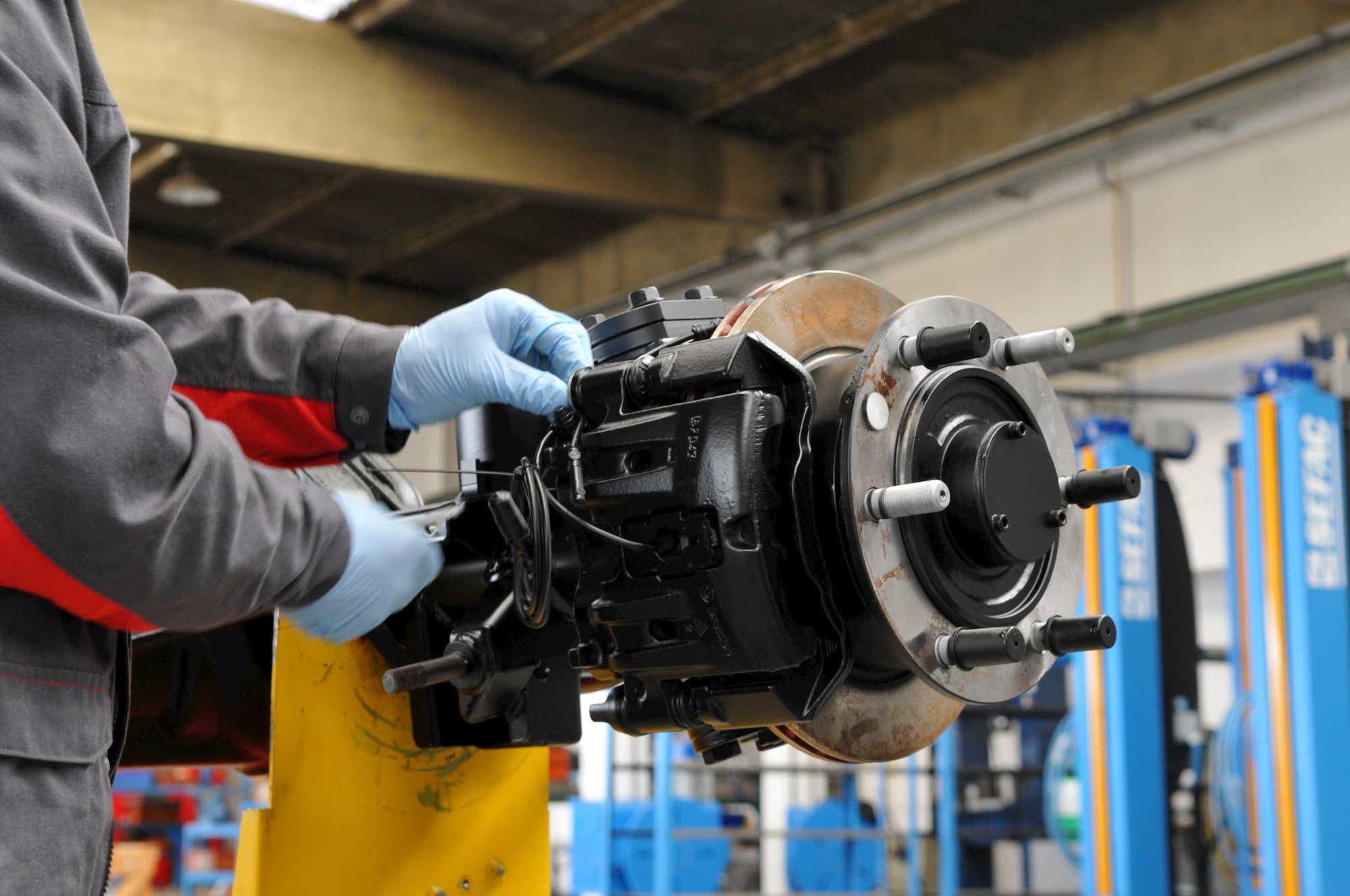mécanique véhicule militaire industriel Auvergne - JOGAM SET